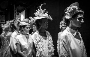 Backstage Pasarela Infashion- Blancox /Foto cortesía de Inexmoda