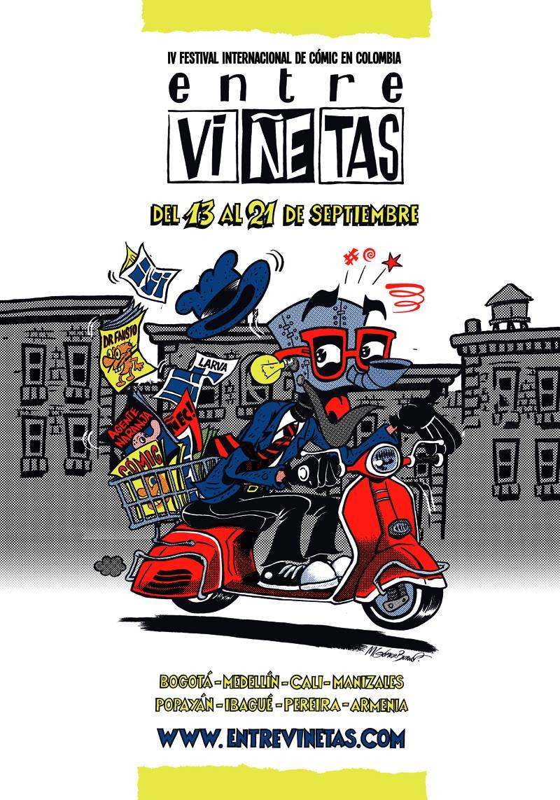 Entreviñetas 2013