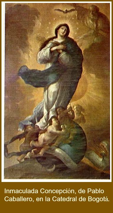 Inmaculada Concepción, de Pablo Caballero