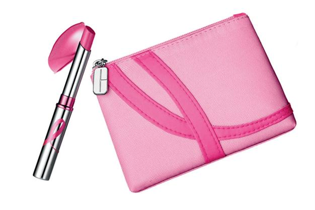Clinique's Pink with a Purpose