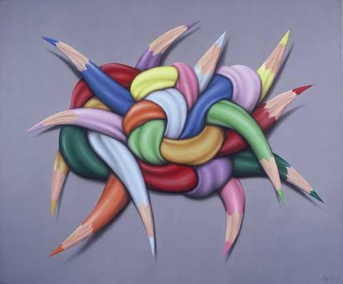 Ideas anudadas - Ernesto Bertani