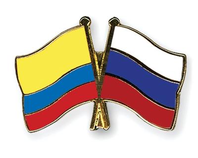 Colombia Rusia