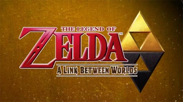 The Legend of Zelda: Link between worlds