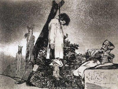 Los Desastres de la guerra - Goya