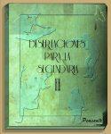 DISERTACIONES PARA LA SECUNDARIA II pq
