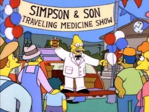 Tónico revitalizante Simpson e hijo