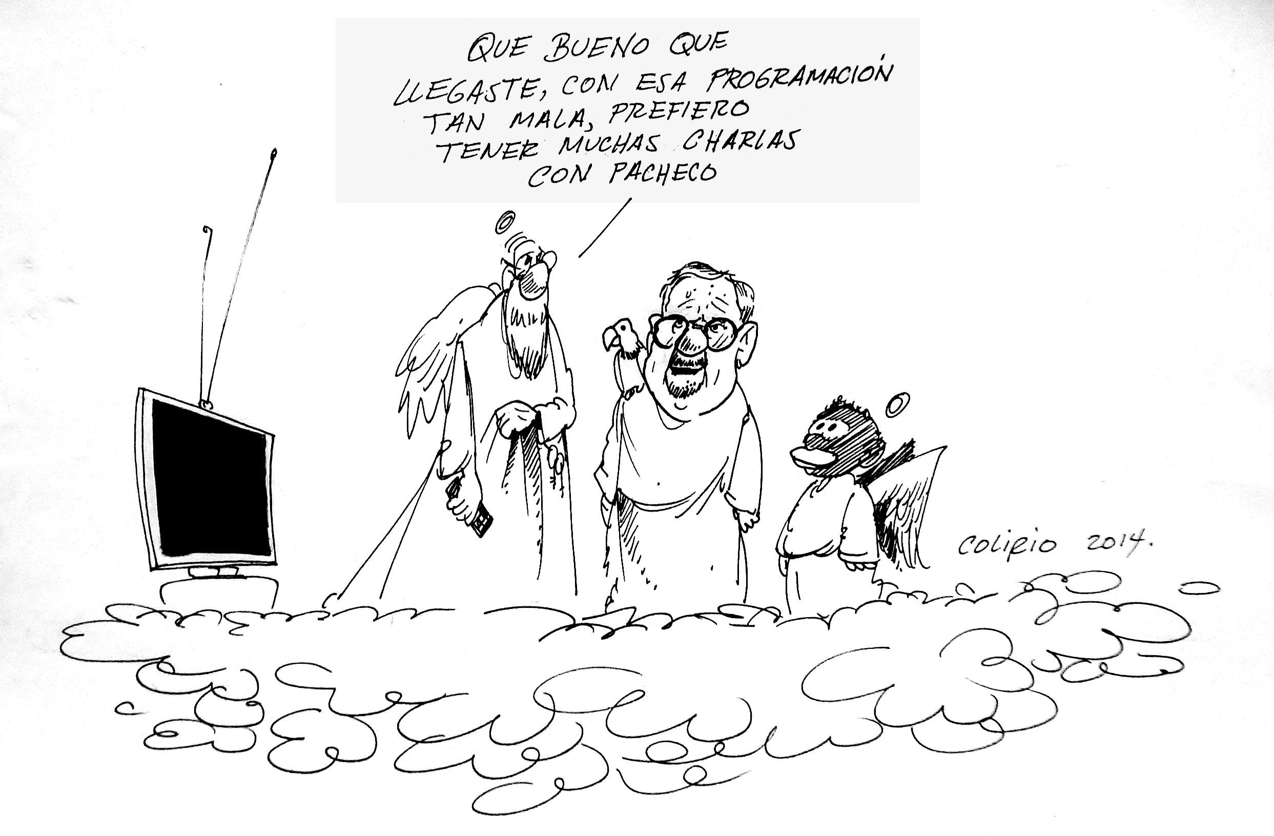 carica viernes 14 de febrero de 2014