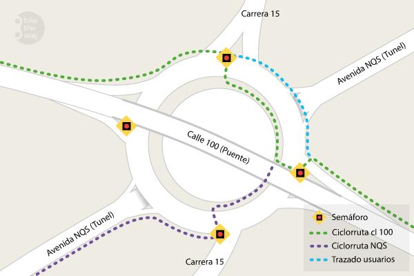 mapa-glorieta-calle-100-carrera-15