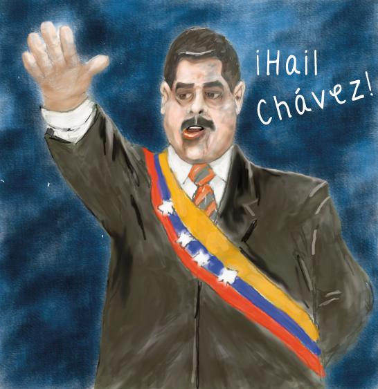 saludo-Maduro