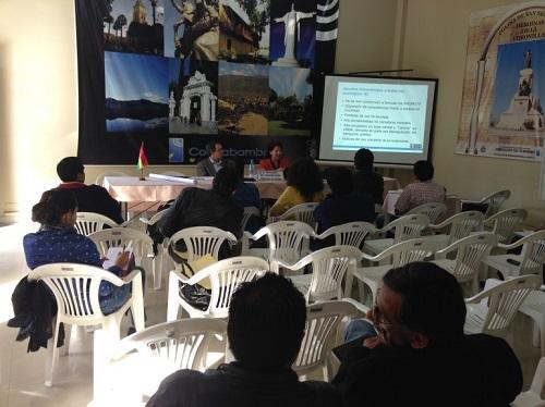 Cochabamba Transporte Planning