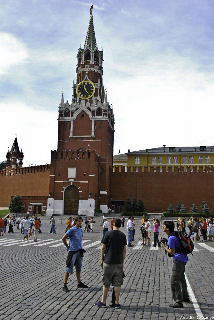 Torre Spásskaya