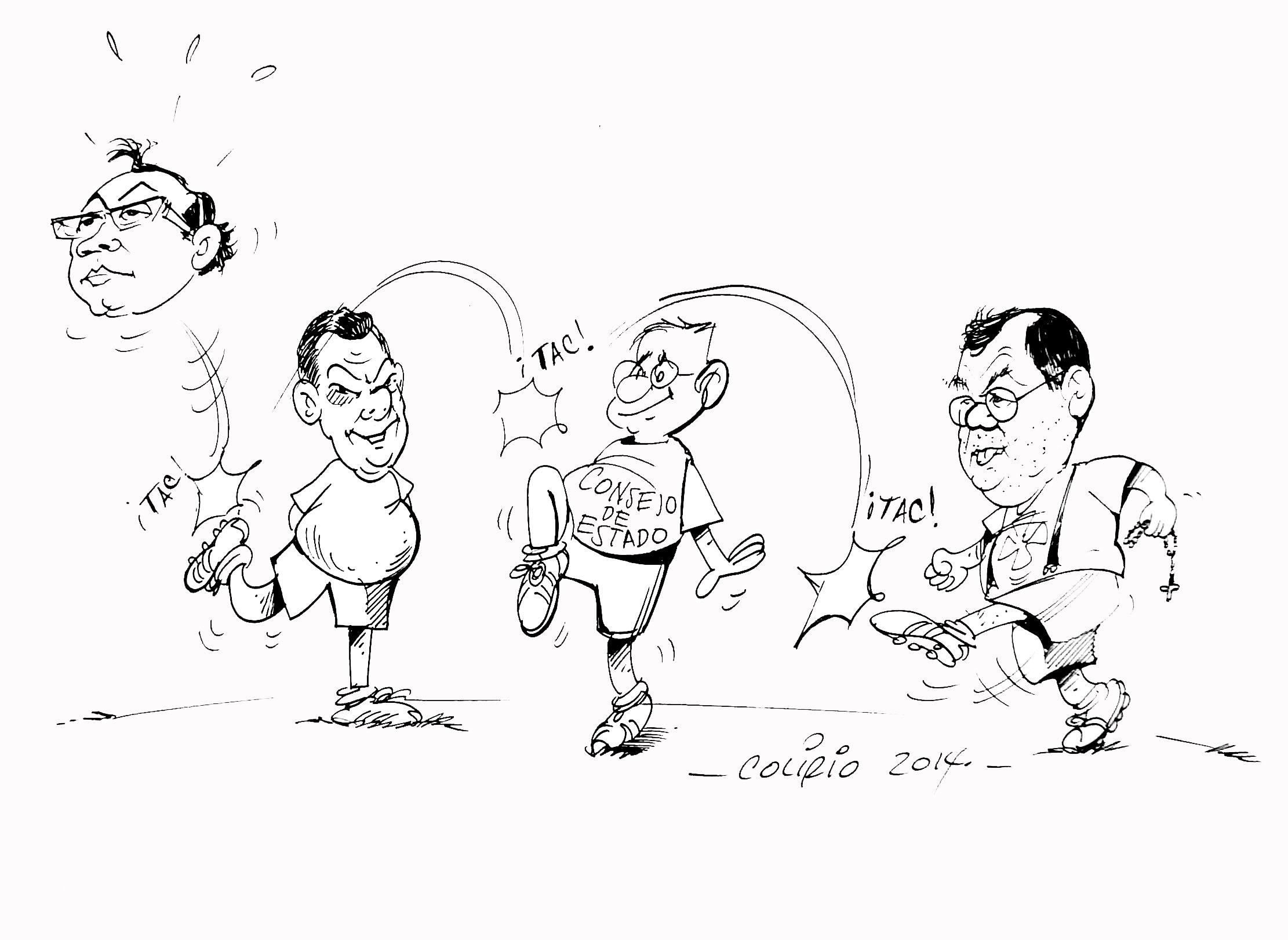 carica sabado 22 de marzo de 2014