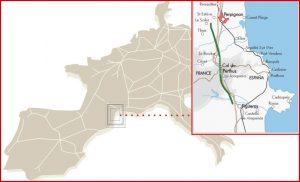 mapa-LAV-Figueres-Perpignan