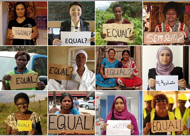 mujeres world bank