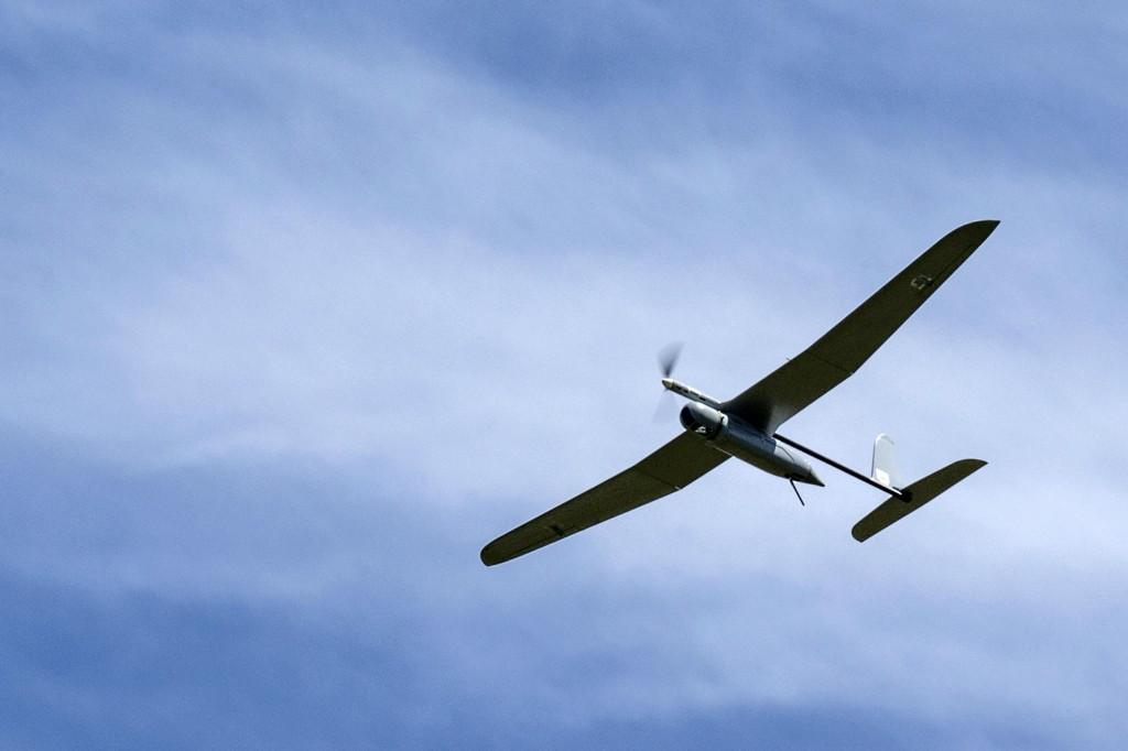 DRONE-1 afp