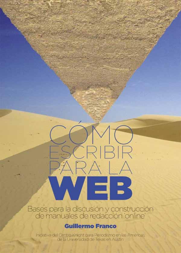 Portada del Libro Cómo Escribir Para La Web