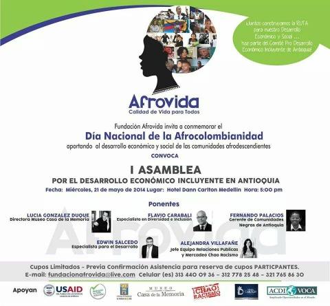 Asamblea desarrollo incluyente AfroVida b