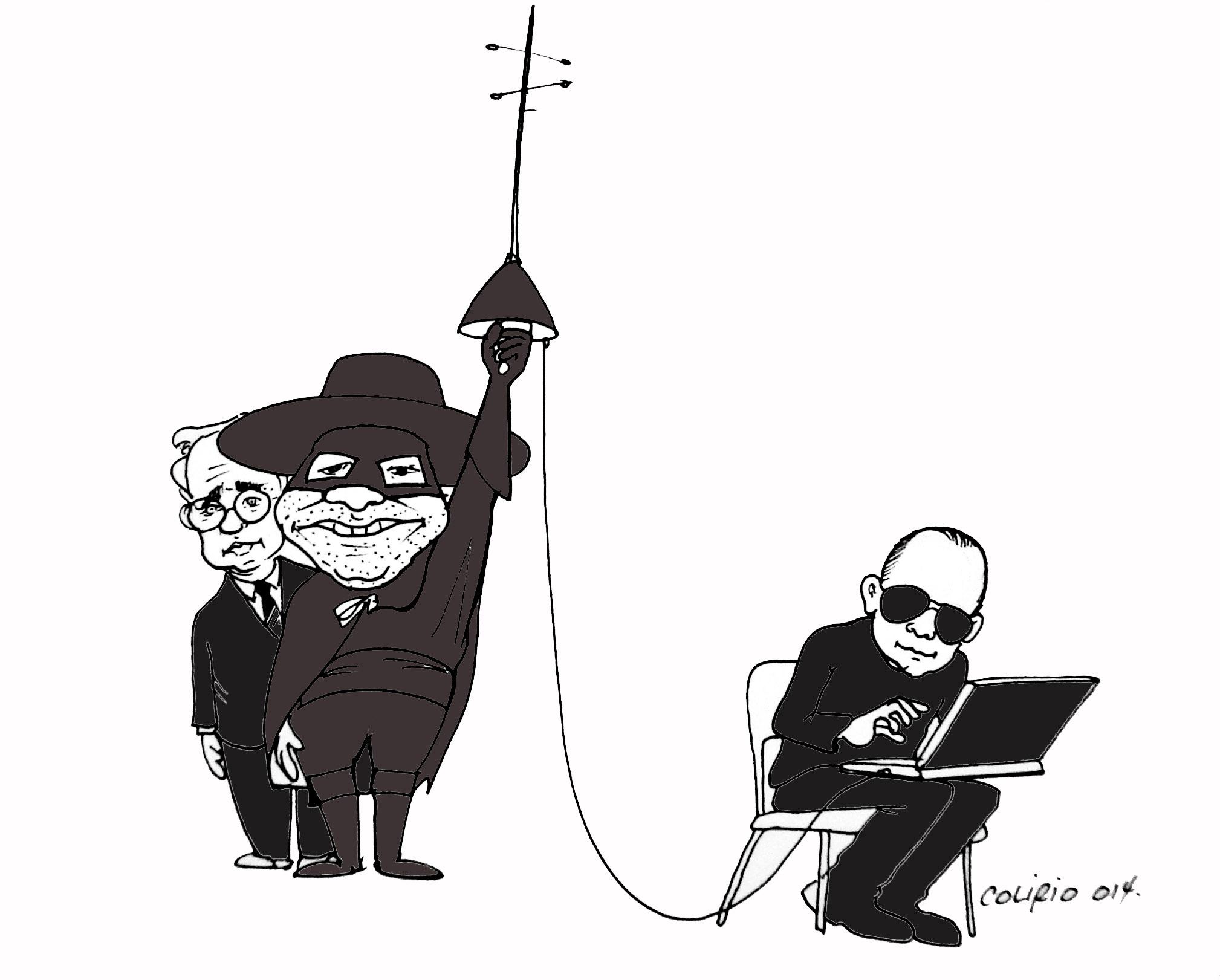 carica viernes 9 de  mayo de 2014