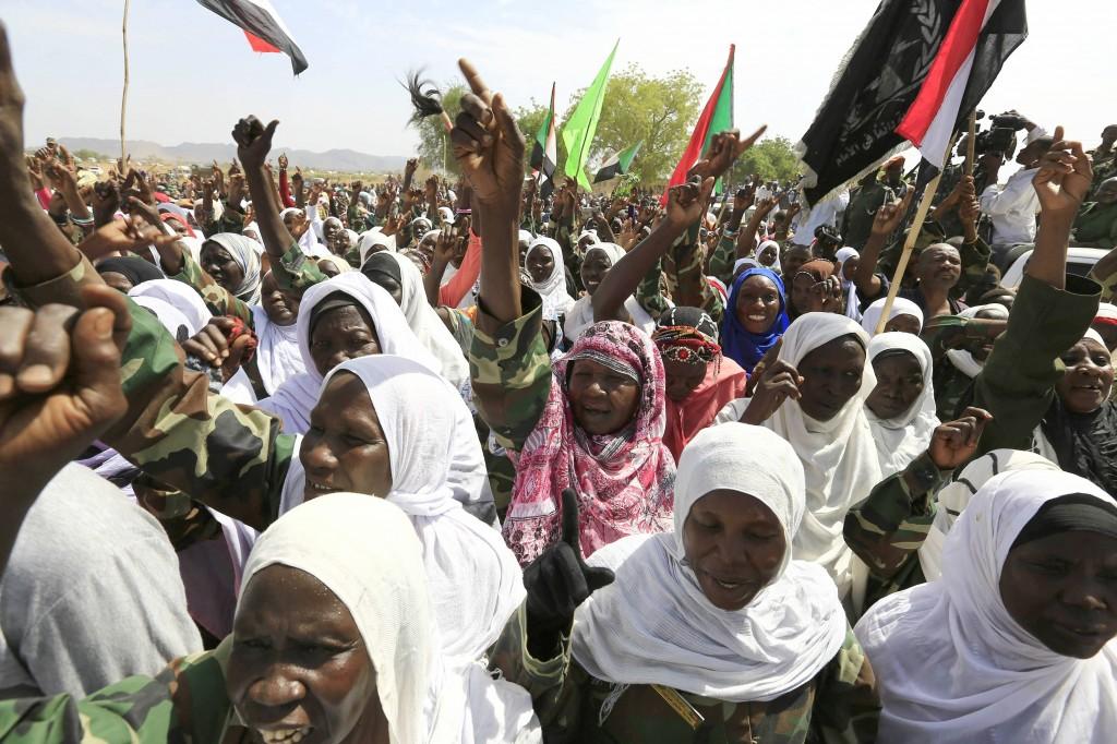 sudan mujer afp - 1