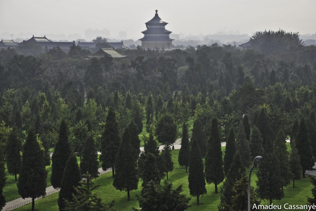 Parques de Pekin