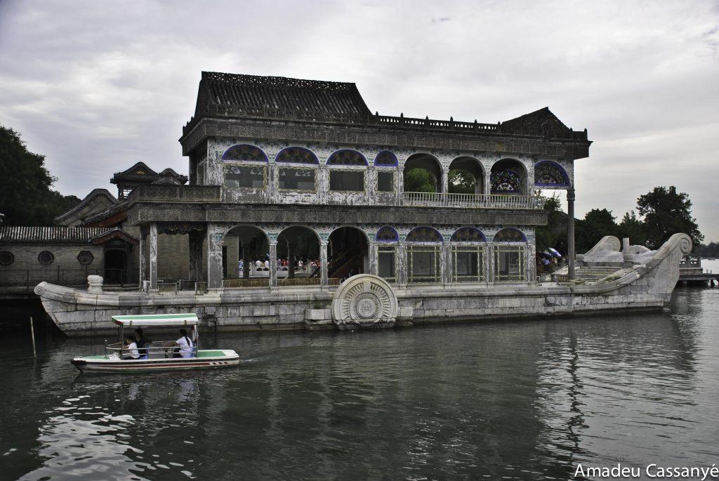 Palacio de Verano. Beijing