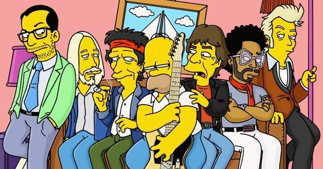Invitados Los Simpson