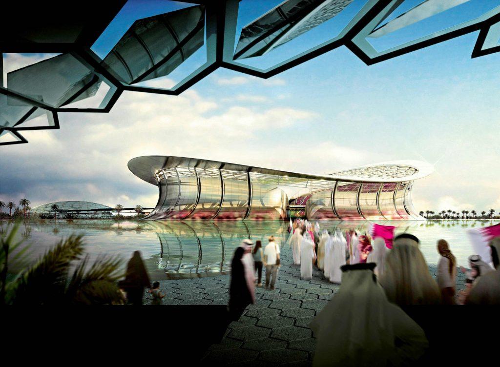 qatar stadiumafp11111