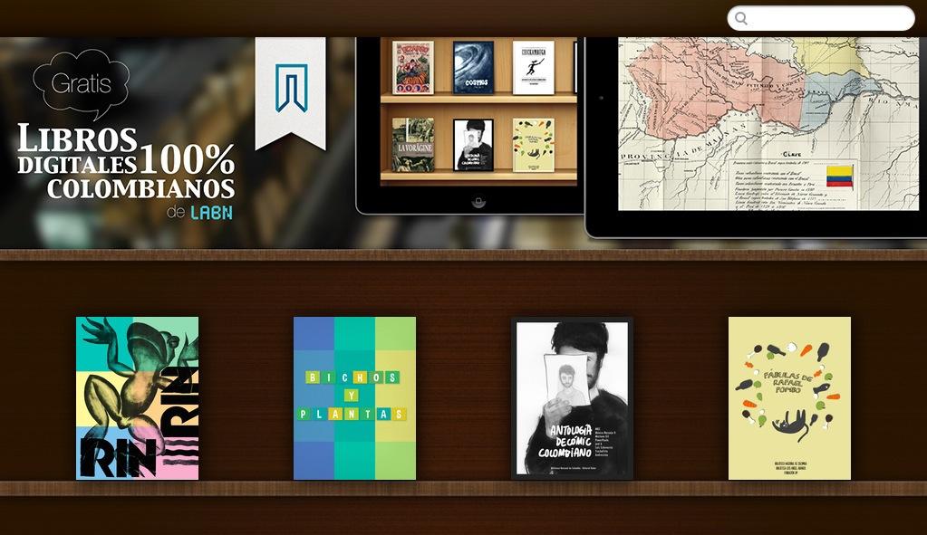 Libros Digitales 100% Colombianos