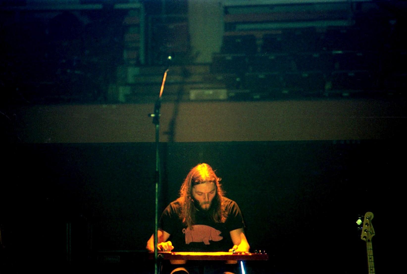 David Gilmour (1977)