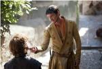Oberyn Martell y Tyrion Lannister
