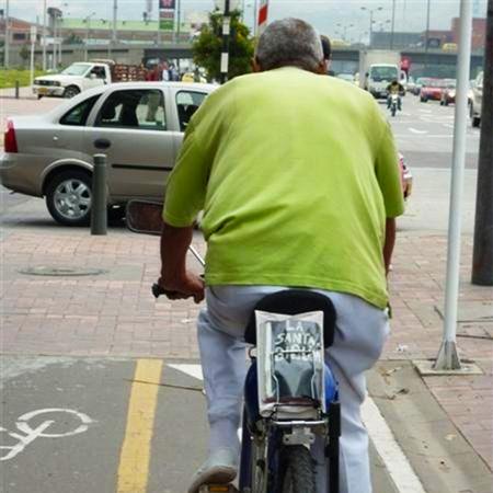 santa-bicicleta