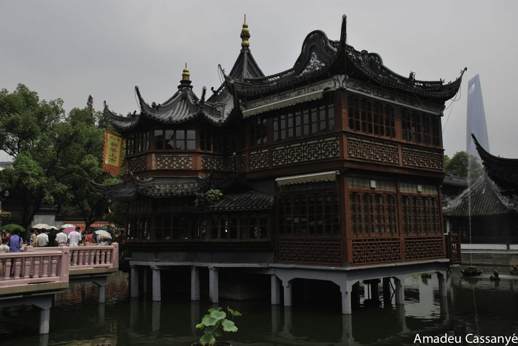 casa del te shanghai