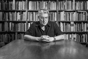 El escritor catalán Quim Monzó en entrevista para el portal JotDown.