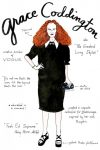 Grace Coddington by Hayden Williams