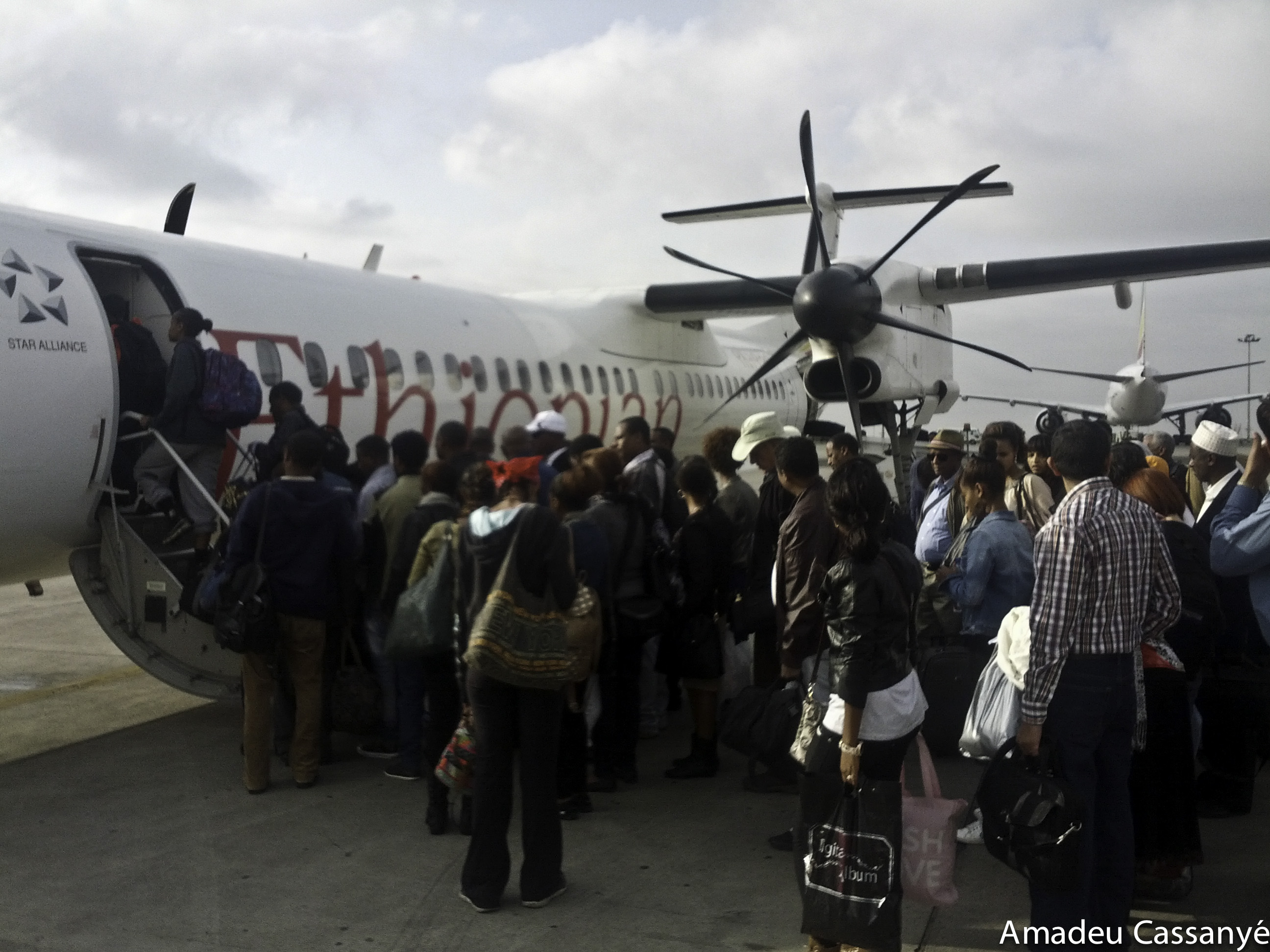 Ethiopian Airlines