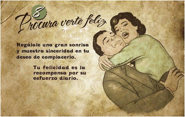 9.finge felicidad esposa ideal machismo