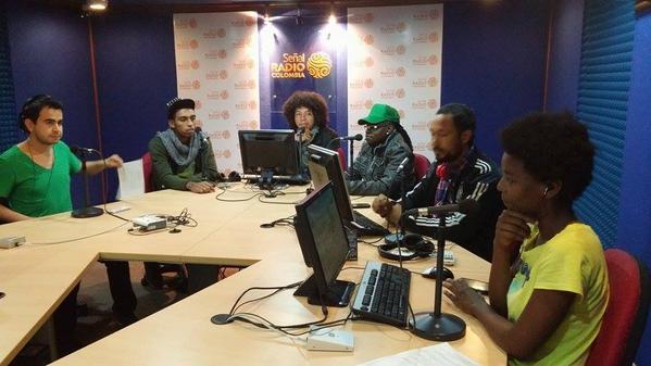 Afrocolombia Señal Radio Colombia