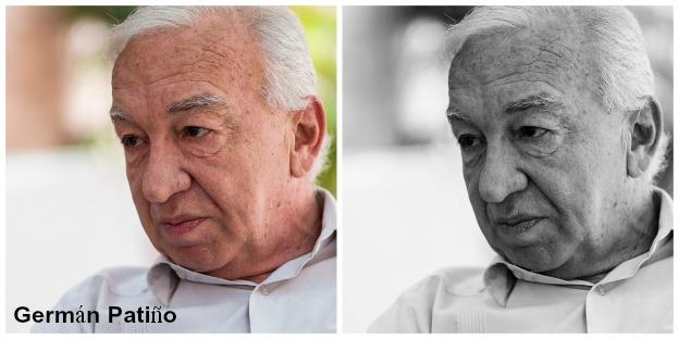 Collage Germán Patiño
