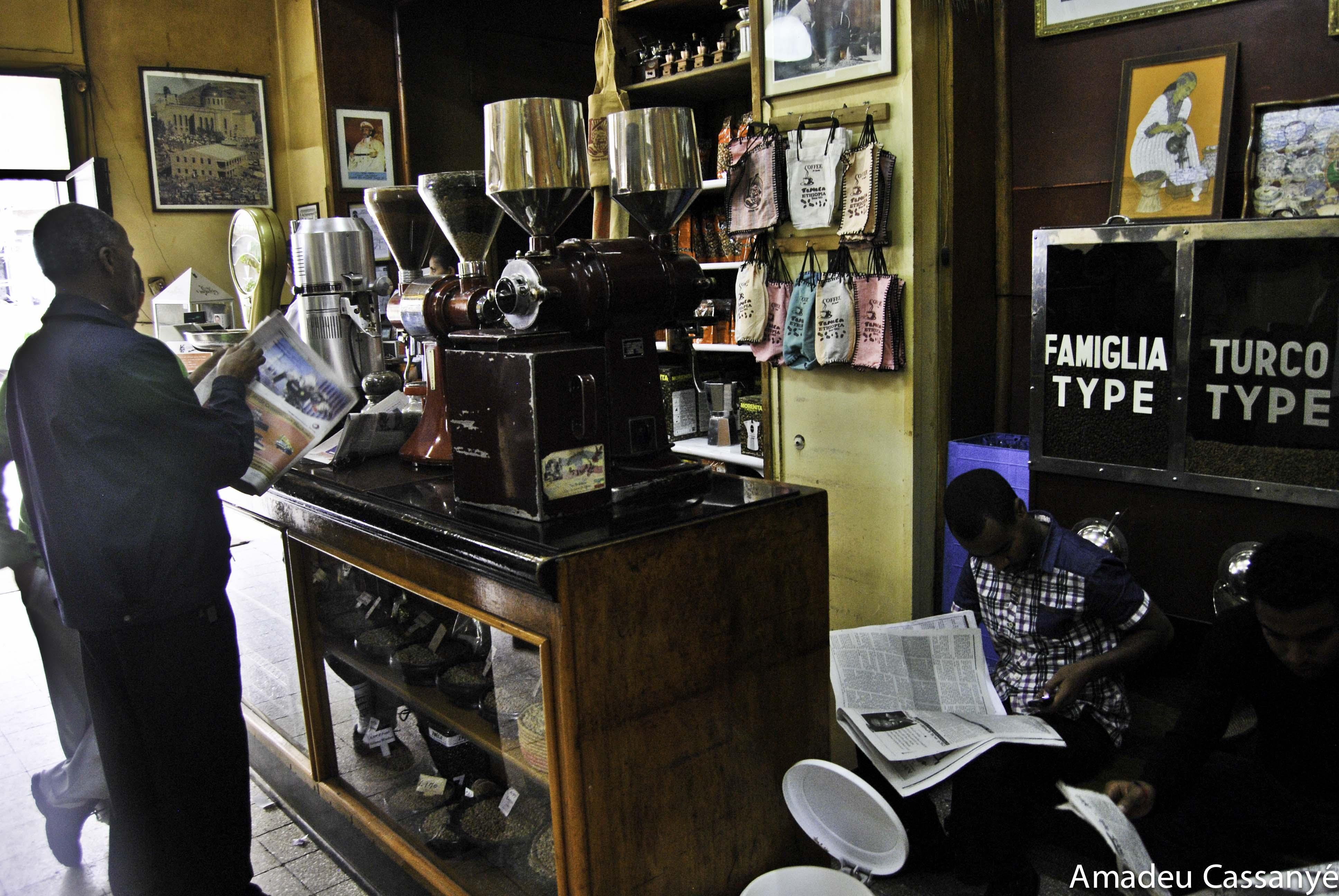 Tomoca Cafe