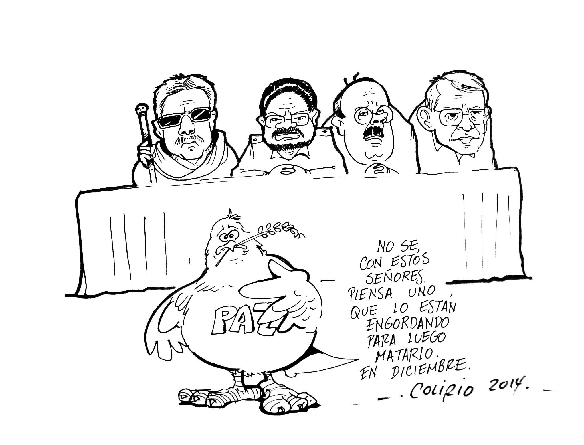 carica viernes 24 de octubre de 2014