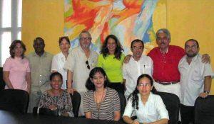 Entidades y personas fundadoras comité revitalización 2004 (primera reunión)