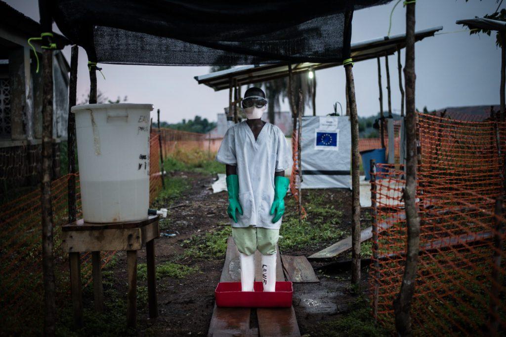 Boende Ebola Treatment Center