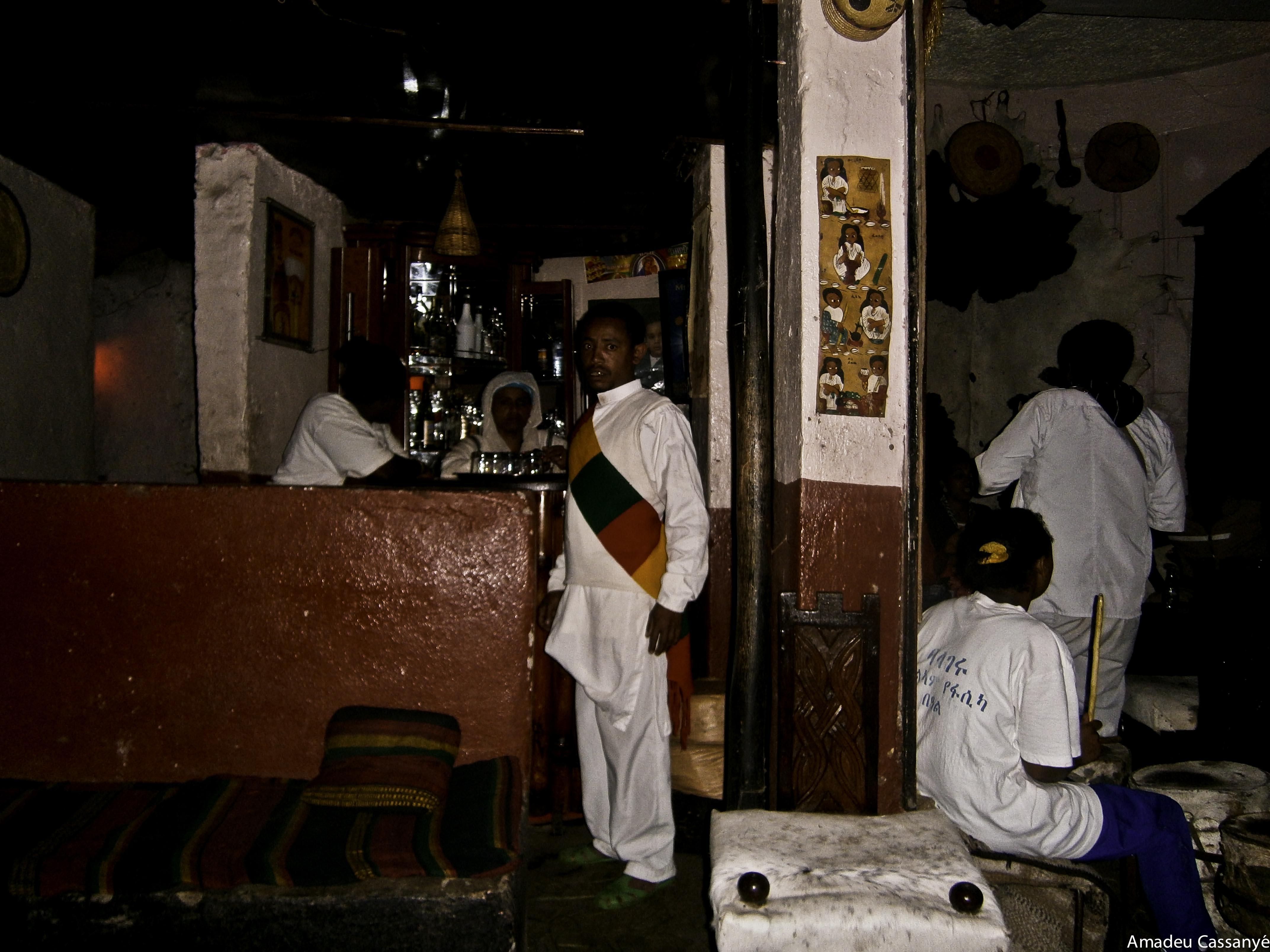 parranda etíope