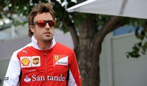 Fernando Alonso, doble campeón mundial de F1.