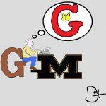 caricatura GGM