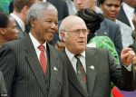 Mandela y de Clerk