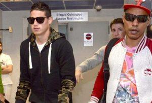 James Rodríguez estará dos meses fuera de las canchas.