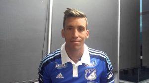 Nicolás Vikonis, arquero extranjero de Millonarios.