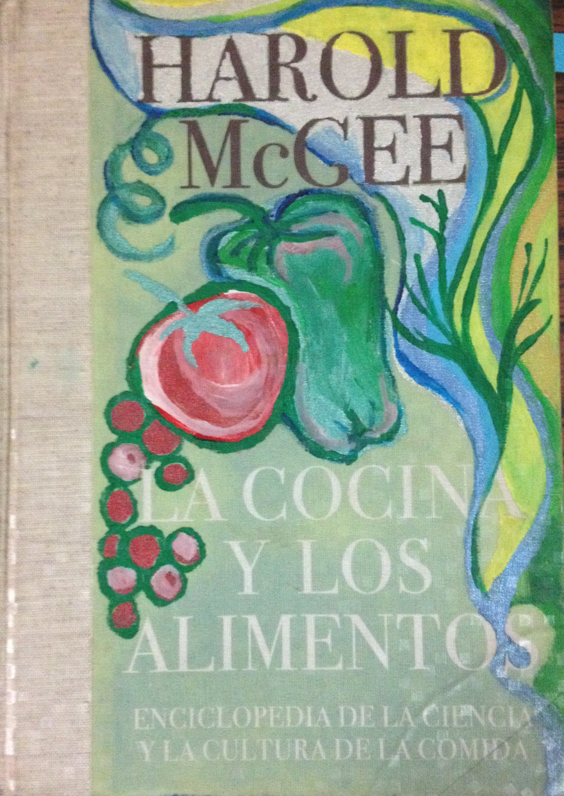 Harold mcgee el padre de la cocina molecular blogs el for Padre de la cocina molecular