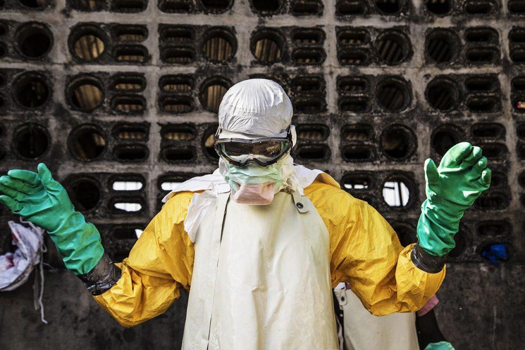 Monrovia Ebola Outreach team